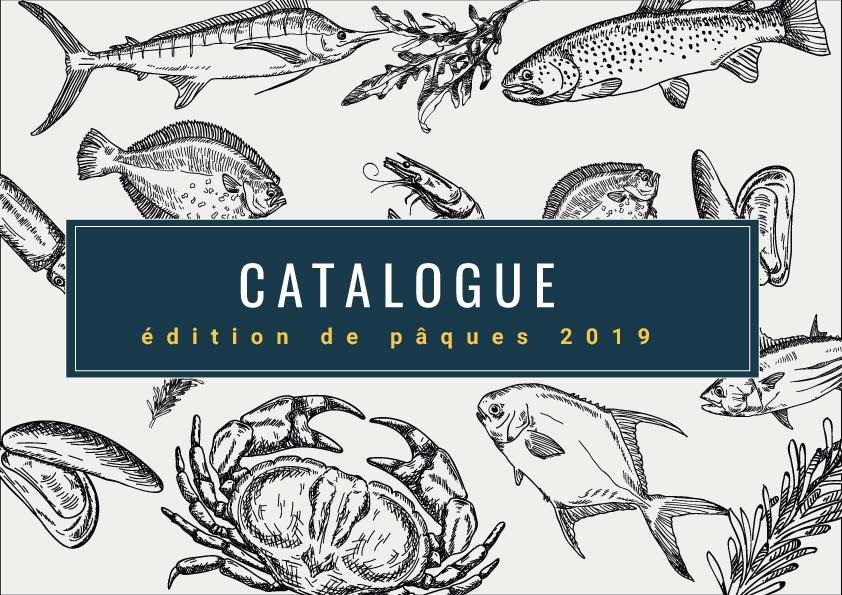 Catalogue Pâques 2019